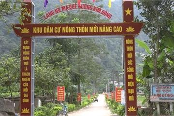 Đoàn thể có vai trò quan trọng trong xây dựng nông thôn mới ở Cao Bằng