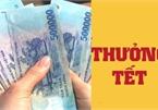 Hụt hẫng vì tiền thưởng Tết bị trừ thuế quá nhiều