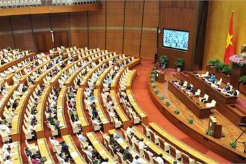 Khai mạc kỳ họp thứ 7 Quốc hội khóa XIV