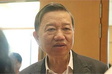 Bộ trưởng Tô Lâm: Xử phạt vi phạm trật tự ATGT khoảng 2.500 tỷ đồng