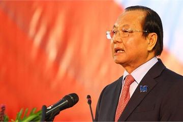Nguyên Bí thư Thành ủy TP.HCM Lê Thanh Hải bị xem xét kỷ luật