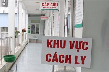 Thêm ca thứ 13 mắc nCoV ở Vĩnh Phúc, bệnh nhân trong nhóm về từ Vũ Hán