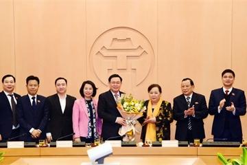 Bí thư Thành ủy Hà Nội Vương Đình Huệ làm trưởng đoàn ĐBQH TP Hà Nội