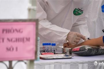 Hà Nội ghi nhận 54 trường hợp mắc Covid-19 tại cộng đồng