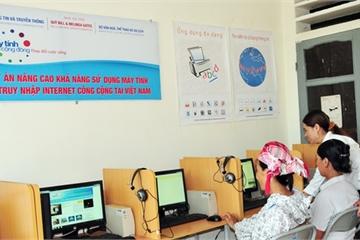 100% số xã vùng đồng bào dân tộc thiểu số ở Hà Nội đã có điểm bưu điện
