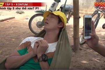 """Thực hư chuyện MC Song Luân bị fan """"bóc phốt"""" khi quay chương trình Cuộc đua kỳ thú"""