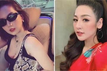 """Ngọc Trinh khiến fan """"nghẹt thở"""" vì vòng 1 căng đét, Tú Anh dính nghi án """"dao kéo"""""""