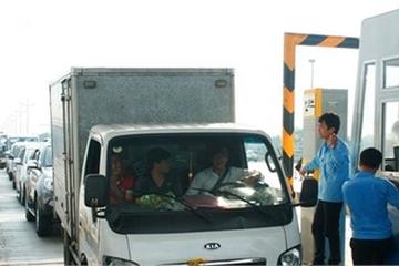Bắt hàng loạt lãnh đạo trốn thuế ở trạm thu phí cao tốc TP.HCM-Trung Lương