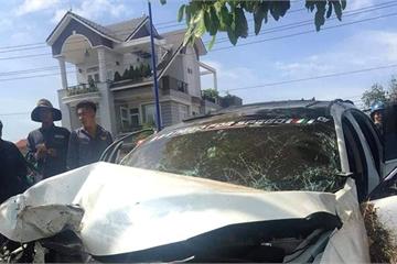 Tình tiết bất ngờ vụ 2 ô tô đâm nhau rồi lao lên vỉa hè tông chết người bán dưa