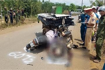 Lái xe chở tôn cồng kềnh làm chết người đi đường bị đề nghị truy tố