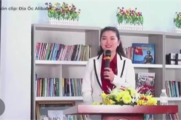 Nữ Phó tổng giám đốc của Công ty Alibaba làm việc với công an