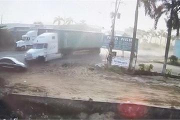 Ngày mai (6/11) xét xử tài xế xe container ngủ gật tông chết 5 người ở Tây Ninh