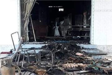 Bà Rịa-Vũng Tàu: Phát hiện người đàn ông bị bỏng nặng trong ngôi nhà cháy
