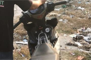 """Truy bắt kẻ trộm xe máy rút súng bắn một """"hiệp sĩ"""" truy đuổi bị thương"""