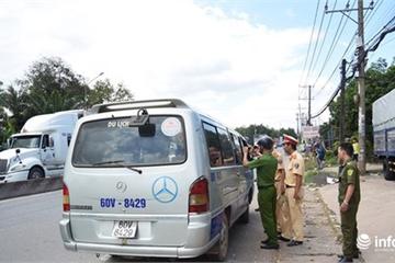 Đưa 53 Cảnh sát giao thông Đồng Nai về làm công an huyện, xã