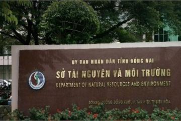 Đồng Nai: Tạm đình chỉ công tác 1 nhân viên Sở TN&MT vì không đeo khẩu trang