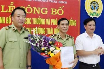 Bộ Công Thương bổ nhiệm 2 Cục trưởng cho Cục Quản lý thị trường Thái Bình và Tây Ninh