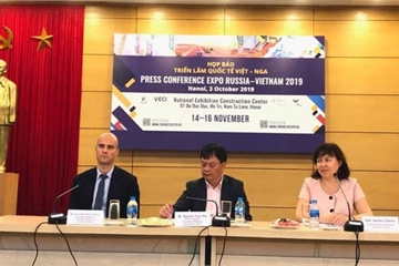 Sắp diễn ra Triển lãm quốc tế Việt –Nga