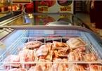 Thịt lợn nhập khẩu giá rẻ bắt đầu tràn vào siêu thị lớn