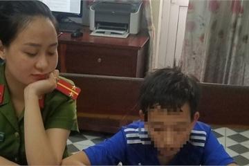 """Hà Tĩnh: """"Siêu trộm nhí"""" lấy cắp hơn 120 triệu đồng qua 35 vụ"""