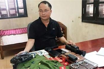 """Cảnh sát cơ động """"dởm"""" lừa 1 phụ nữ ở Lạng Sơn chiếm đoạt hơn 4 tỷ đồng"""