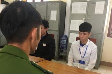 """Học sinh """"cá biệt"""" đâm nam sinh thấu bụng sau giờ tan học ở Hà Tĩnh khai gì?"""