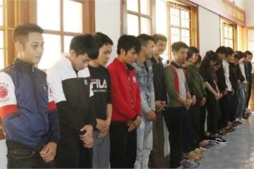 Hà Tĩnh: Triệt phá đường dây lừa đảo qua điện thoại, tạm giữ 24 đối tượng