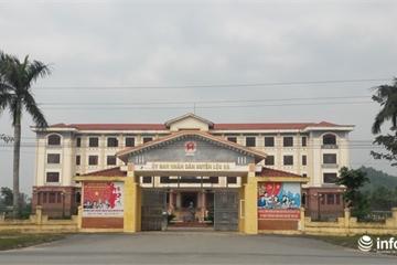 Hà Tĩnh: Vì sao hàng loạt lãnh đạo chủ chốt huyện Lộc Hà bị kỷ luật?