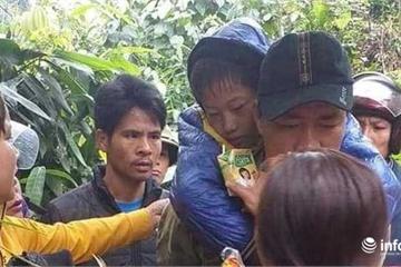 Mâu thuẫn với vợ, chồng đưa hai con nhỏ vào rừng bỏ lại qua đêm