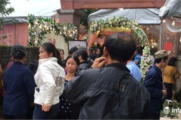 Hà Tĩnh: Thêm đám cưới linh đình của con lãnh đạo Tổ chức huyện ủy giữa mùa dịch