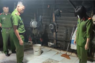 Hà Tĩnh: Kinh hoàng cơ sở mua lợn chết về quay để bán cho khách hàng