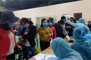 Hà Tĩnh: Vì sao tạm hoãn bàn giao công dân hoàn thành 14 ngày cách ly y tế?