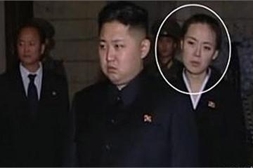 Em gái Kim Jong-un thay vị trí chú bị tử hình