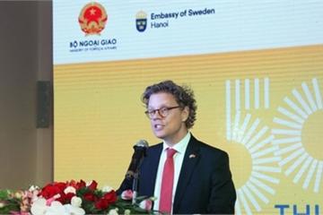 Việt Nam - Thụy Điển kỷ niệm 50 năm thiết lập quan hệ ngoại giao