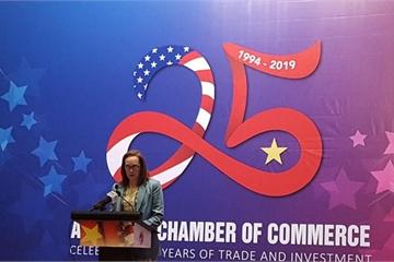 Hoa Kỳ kỷ niệm 25 năm ngày dỡ bỏ lệnh cấm vận thương mại đối với Việt Nam