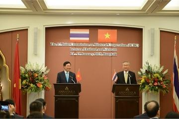 Việt Nam – Thái Lan họp Ủy ban Hỗn hợp về Hợp tác song phương lần 3