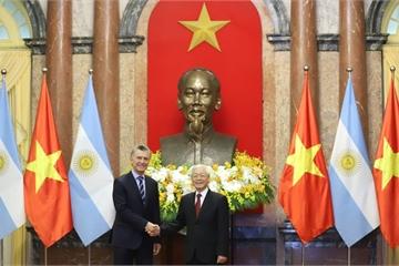 Thông cáo chung Việt Nam - Argentina