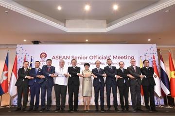 Thành lập Mạng lưới các hội, tổ chức về ASEAN