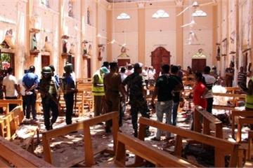 Đánh bom ở Sri Lanka: Bộ Ngoại giao thông tin về tình hình công dân Việt
