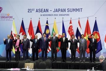 Việt Nam đăng cai tổ chức Diễn đàn ASEAN - Nhật Bản lần thứ 34