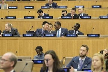 Hội nghị lần thứ 29 các quốc gia thành viên Công ước của LHQ về Luật biển 1982