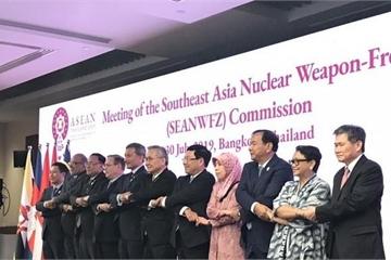 ASEAN khẳng định là khu vực hoàn toàn không có vũ khí hạt nhân