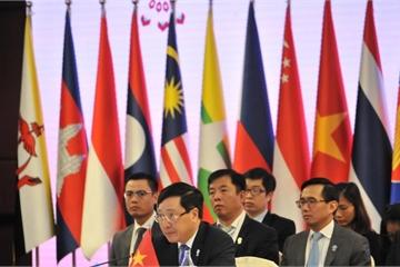 Phó Thủ tướng Phạm Bình Minh đồng chủ trì Hội nghị ASEAN - Nhật Bản