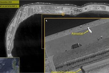 BNG lên tiếng về việc Trung Quốc triển khai khinh khí cầu do thám Đá Vành Khăn
