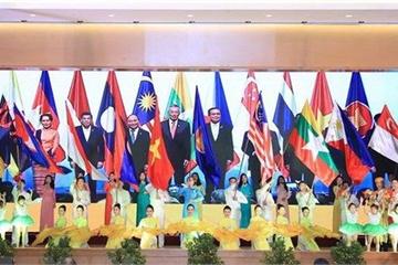 Phiên họp thứ nhất trụ cột cộng đồng văn hóa - xã hội ASEAN