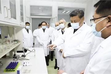 Đua với Mỹ, Trung Quốc bắt đầu thử nghiệm vắc-xin phòng Covid-19 trên người