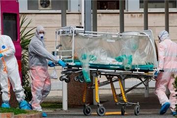 Số người chết vì Covid-19 ở Italy tăng kỷ lục, Đức tính phong tỏa toàn quốc