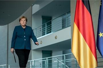 Thủ tướng Đức tự cách ly, TT Mỹ kích hoạt lực lượng Vệ binh Quốc gia vì Covid-19
