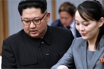 Triều Tiên họp nhân sự cấp cao, bất ngờ với vị trí mới của em gái ông Kim Jong Un
