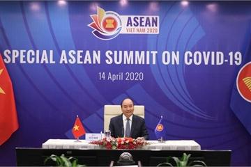 Tuyên bố Hội nghị Cấp cao đặc biệt ASEAN về ứng phó với dịch bệnh COVID-19